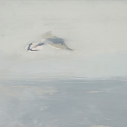 Paul Uhlmann, Air, 2014, oil on canvas, 35 x 45cm