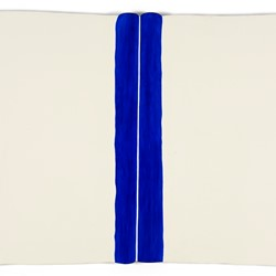 Trevor Vickers, Untitled V Catalan, 1997, acrylic on gesso panel, 106 x 134cm