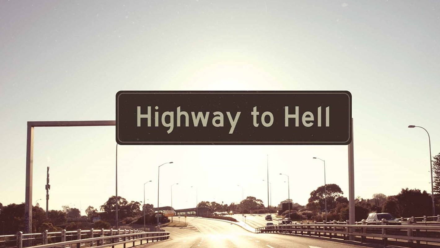 Highway to Hell, a Perth Festival commission, free event 1 March 2020.