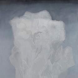 Paul Uhlmann, Land of Smoke (Spirit), 2020, oil on canvas, 183 x 121cm